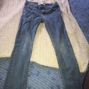 Boys 27x27 Levi's 511 jeans